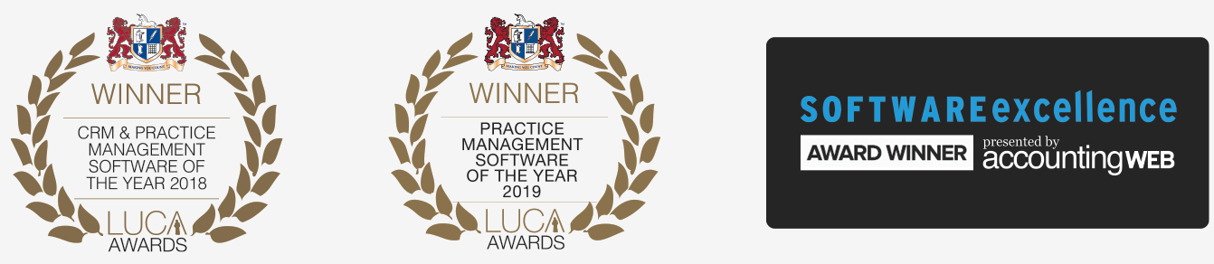 LUCA and Software Excellence Awards Winners