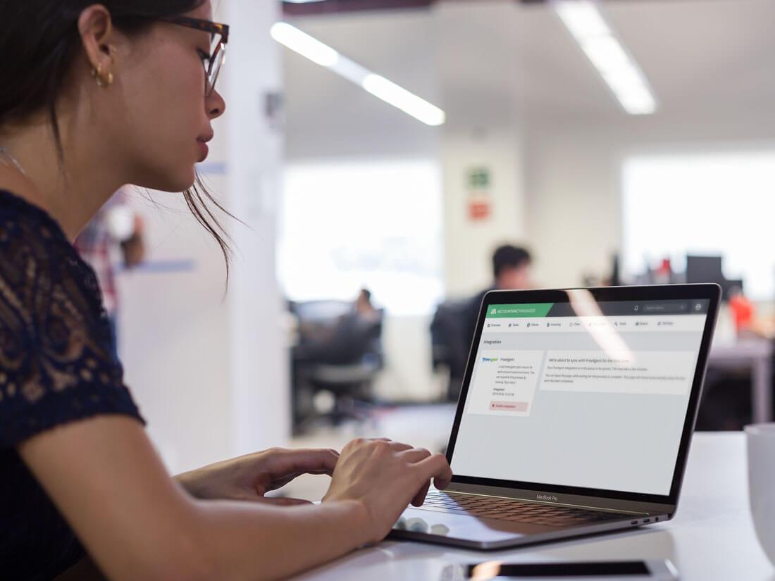 FreeAgent/AccountancyManager Integration
